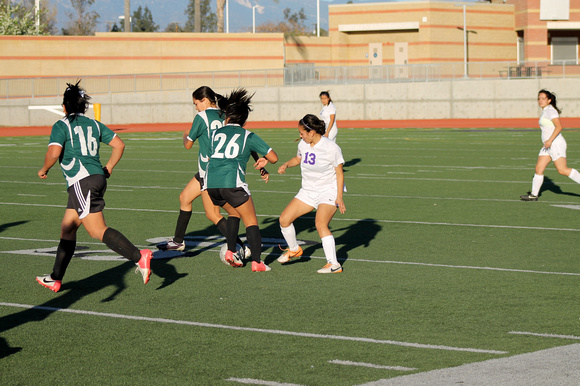 jh vs banning girls soccer-01-17-2014 060